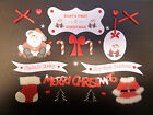 *24* BABY'S FIRST CHRISTMAS CARDMAKING EMBELLISHMENTS-BABY 1st XMAS SCRAPBOOKING