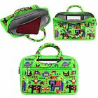 Universal 6 - 8 Inch Tablet Zipper Sleeve PU Leather Travel Carry Case Pouch Bag