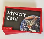 National Geographic Mystery Voyage Game Replacement Cards Clue Mystery Picture