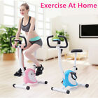 TOP Gym Magnetic Fitness Cardio Workout Exercise Bike Weight Loss Machine UK