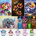 Full Drill DIY 5D Diamond Painting Embroidery Cross Crafts Stitch Home Decor Kit