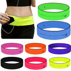 phone cash - Running Belt Pouch Fitness Walking Sports Waist Pack for Phone Keys Cards Cash