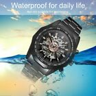 Forsining Waterproof Automatic Mechanical Watch with Skeleton Dial for Men SWWU