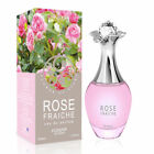 Fashion Classic Women Fragrans Flowers Rose Perfume edt 1.4 oz Sealed New in Box