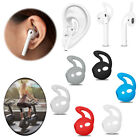 Wireless Sports Ear Hook Silicone Case Cover For Apple AirPo