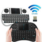 New 2.4GHz Classic Mini Wireless Keyboard Touchpad Air Fly Mouse