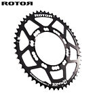 ROTOR Qrings Road Chainring 110BCD x 5bolt Compact 11speed :Outer 50,52,53T