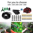 DIY Automatic Micro Drip Irrigation System Garden Self Watering Equipment Kit #