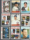 2013 TOPPS HERITAGE #'s 1-249 (STARS, ROOKIE RC's) WHO DO YOU NEED!!!