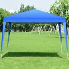 Outdoor Gazebo Yard Backyard Garden Canopy Tent Roof Shelter Event Party Wedding
