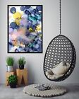 3d Pattern Abstract 685 Fake Framed Poster Home Decor Print Painting Unique Art
