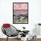 3d Coastal Sky 45 Fake Framed Poster Home Decor Print Painting Unique Art
