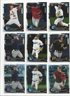 2016 BOWMAN DRAFT - CHROME or REFRACTOR's ( PROSPECTS, RC's ) - WHO DO YOU NEED!