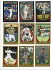 2011 BOWMAN BASE w/ GOLD PARALLELS ( STARS, ROOKIE RC's ) - WHO DO YOU NEED!!!