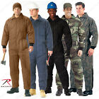 Kyпить Rothco Heavyweight Insulated Coveralls - One-Piece Winter Work Jumpsuits на еВаy.соm