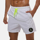 short mens swimwear - Men's Swimwear Swimsuits Sexy Men Surf Board Beach Wear Swim Trunks Boxer Short