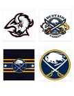 Buffalo Sabres Themed 4x4 Ceramic Coasters Handmade $16.0 USD on eBay