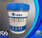 12 Panel Drug Test Cup -Test For 12 Drugs- FDA  CLIA - Lots as low as $2.75  cup