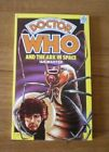 DR DOCTOR WHO TARGET BOOKS - classic vintage titles