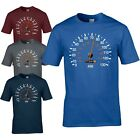 Speedometer 1943 75th Birthday T-Shirt - Funny Feels Age Year Present Mens Gift