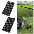 Extra Strength Cell Seedling Starter Tray Seed Germination Plant PVC Practical