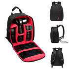2018 Waterproof DSLR Camera Backpack Shoulder Bag Case For Canon For Nikon Sony