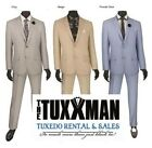 New Weave Textured Slim Fit Suits Summer Gray Beige Powder Blue Mens Casual Tux