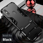 For Xiaomi Redmi Note 4X 7 6 TPU Armor Case Shockproof Rugged Protect Back Cover