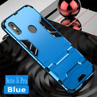 For Xiaomi Redmi Note 7 6 5 TPU Armor Case Shockproof Rugged Protect Back Cover