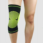 Copper Infused Knee Compression Sleeves Support Brace Pain Relief Sport Gear
