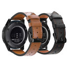 Genuine Leather Strap Wrist Watch Bands For Samsung Gear S3 Frontier / Classic image