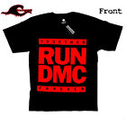 RUN DMC - Classic Logo - Rap Legends T-Shirt
