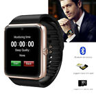 Business Office Bluetooth Smart Watch Camera Call Message Sync for Smart Phones