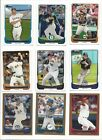 2012 BOWMAN BASE or GOLD PARALLEL ( STARS, ROOKIE RC's) - WHO DO YOU NEED!!!