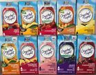 1 Box Crystal Light On The Go - 10 flavors additional items ship for 50 cents ea