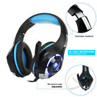 Best Gaming Headsets Gamer Gaming Headphones EarPhones for Computer PC PS4 & Mic