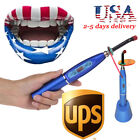 US 10W Dental Wireless Cordless LED Curing Light Lamp 2000mw Cures/Optional Tips