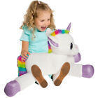 25 inch Large Unicorn Stuffed Animal for Kids Adults Toddler Plush Toy Pillow