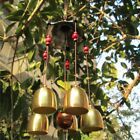 US Wind Chimes Outdoor Garden Yard Home Living Wind Bells Windchimes Copper Gift