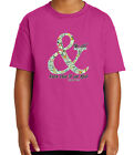 Be still and know that I am God Kid's T-shirt Psalm 46:10 Tee for Youth - 2097C