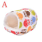 small animal bed cave warm cute nest for hamster guinea pig squirrel hedgehog TK