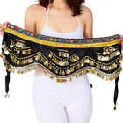 Belly Dancing Costume Hip Scarf Indian Dance Belt Waist Chain Bead