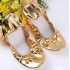 Girls Children Belly Dancing Costume Shoes Ladies Indian Dance PU Leather Shoes