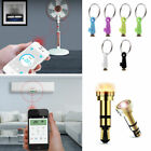 Universal Smart 3.5mm IR Infrared Remote Control For iPhone Android Phone TV DVD