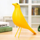 Lovely Bird Desk Pigeon Resin House Ornament Accessaries Home Decor 6 Colors