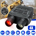 Night Vision Rifle Scope Hunting Sight Infrared 850nm LED Optics IR Camera DIY