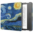 MoKo for Amazon Kindle Oasis 9th/10th Slim Leather Protective Cover Smart Case