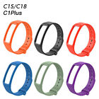 Silicone Strap Bracelet Band Fitness Replacement For C1S C18 C1Plus Smart Watch