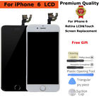 Front LCD Replacemen For iPhone 6 A1586 Touch Screen Digitizer Assembly+Button