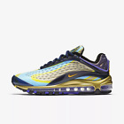 Women's Nike Air Max Deluxe Shoe - Midnight Navy/Persian Violet/Black/Laser Oran